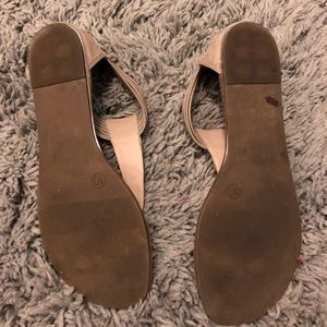 Mossimo Supply Co. Shoes - target nude sparkle sandals